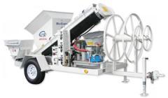 Mix-Elvator 634 Gunite Batch Plant