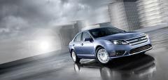 Ford Fusion Car