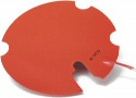 Silicone rubber heaters (foil heater)