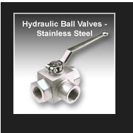 Ab2 Series Two Way Round Body Threaded Hydraulic