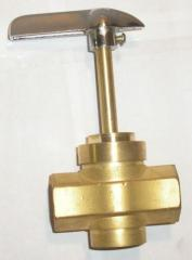 Burner valve