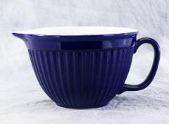 Cobalt Baby Batter Bowl.