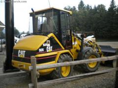 Wheel Loader, 2005 Caterpillar 906