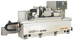 OGM Series Precision Cylindrical Grinding Machines