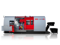 High-performance CNC turning centers