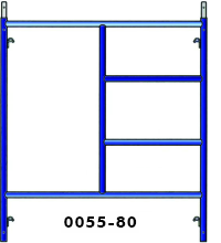 Standard Blue Frames with Speedlock