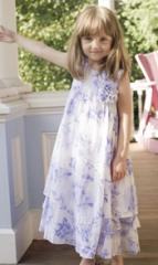 Florence Girls Dress