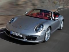 Porsche 911 Carrera Cabriolet Car