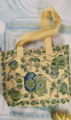 Garden Lantern Market Bag