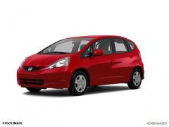 Honda Fit Hatchback Car