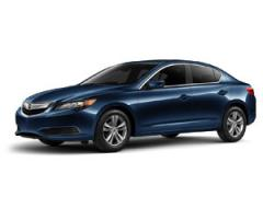 Acura ILX 5-Speed Automatic Sedan Car