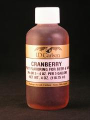 Cranberry Flavoring, 4oz
