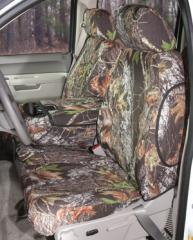 Armour Suede Custom-Fit Seat Covers