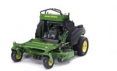 John Deere Quik-Trak Mowers