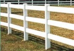 Vinyl Fence Range