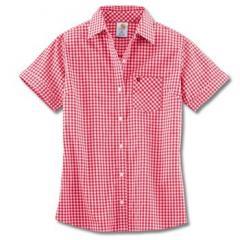 Carhartt Women's Gingham Print Shirt
