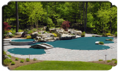 Pool Covers - Meyco