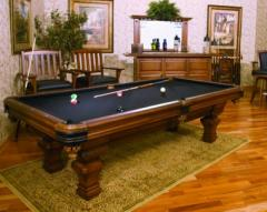 Ambiance Collection Billiard Tables