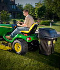 Attachments for Riding Mowers, Gators or Utility