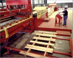 High Speed Cut-To-Length machine