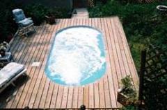 Voyager Swim Spa