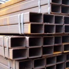Square & Rectangular Steel Pipes