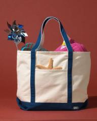 Anvil Boater Tote Bag
