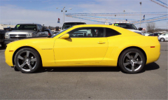 Chevrolet Camaro Coupe 2LT 2012 Vehicle