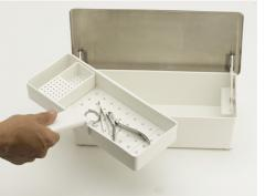 Stainless Sterilizing Tray System