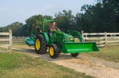 2010 John Deere 4005 Compact Tractor