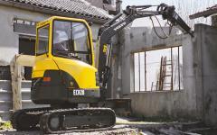 Compact excavators ECR28