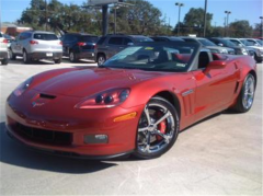 Chevrolet Corvette Convertible Grand Sport 4LT