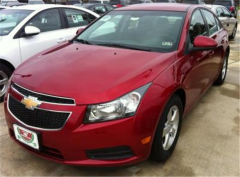 Chevrolet Cruze Sedan 1LT 2012 Vehicle