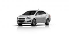 Chevrolet Sonic Sedan 2LT 2012 Vehicle