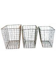 Lobster Baskets (Set of 3)