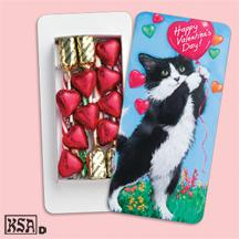 Valentine Kitten Box