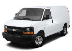 Chevrolet Express Cargo Van 2012 Van