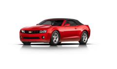 Chevrolet Camaro Convertible 1LT 2012 Vehicle