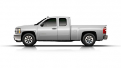 Chevrolet Silverado 1500 Extended Cab Standard