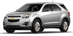 Chevrolet Equinox FWD LS 2013 SUV