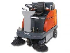 PowerBoss Apex 47 Sweepers