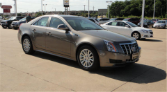 Cadillac CTS Sedan 3.0L V6 RWD Luxury 2012 Vehicle