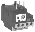 RH Series Mini Thermal Overload Direct Mount to
