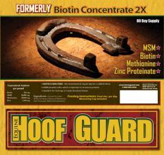 Equine Hoof Guard Concentrate 10lb Bag