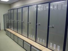 Fasco Police Personnel Locker (FPPL)
