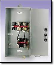 Midwest Heavy Duty manual transfer switch