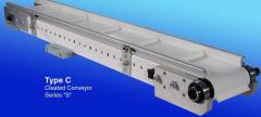 Cleated Low Profile Conveyor Type