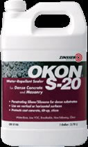 Okon 1G S-20 Water Based Siloxane Water Repellent