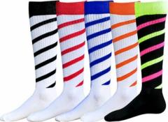 Bright & Colorful Candy Stripe Cyclone