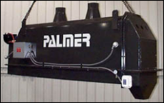 HCCL-Series Heater / Cooler / Classifier